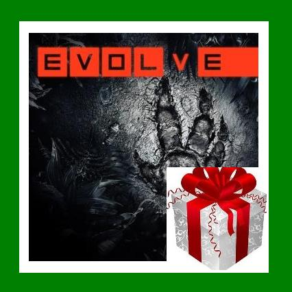 Evolve Founders Edition - Steam RU-CIS-UA + ПОДАРОК