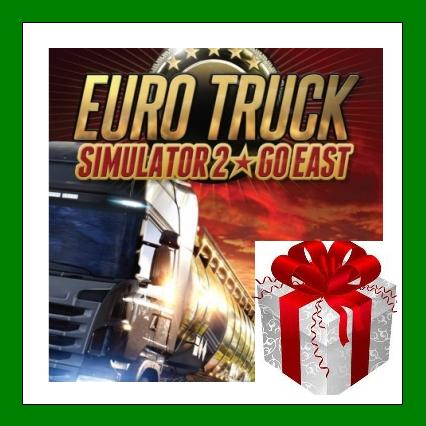 Euro Truck Simulator 2 - Going East RU-CIS-UA + ПОДАРОК