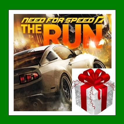 Need for Speed The Run - Origin Region Free + GIFT