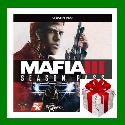 Mafia III 3 - Season Pass - Steam RU-CIS-UA