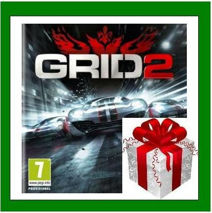 GRID 2 - Steam Gift RU-CIS-UA + ПОДАРОК