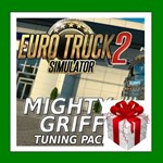 Euro Truck Simulator 2 – Mighty Griffin Tuning Pack DLC