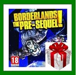 Borderlands The Pre-Sequel - Steam RU-CIS-UA