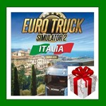 Euro Truck Simulator 2 – Italia DLC - Steam Key