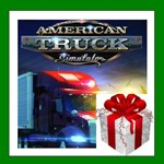 American Truck Simulator - Steam Key - RU-CIS + АКЦИЯ