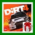 DiRT 4 - Steam Key - RU-CIS-UA + АКЦИЯ
