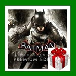 Batman Arkham Knight Premium Edition - Steam RU-CIS-UA