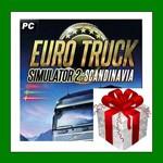 Euro Truck Simulator 2 - Scandinavia Steam RU-CIS-UA