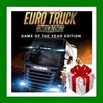 Euro Truck Simulator 2 Game of the Year Edition RU-CIS