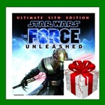Star Wars The Force Unleashed Ultimate Sith Edition R/F