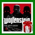 Wolfenstein The New Order - Steam Key - Region Free