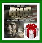 ARMA II 2 Combined Operations DAYZ - Steam Key + АКЦИЯ