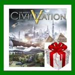 Civilization V 5 + 15 DLC - Steam Key - RU-CIS-UA
