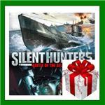 Silent Hunter 5 Gold - UPlay Region Free + АКЦИЯ