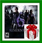 Resident Evil 6 - Steam Key - RU-CIS-UA + АКЦИЯ