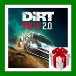 DiRT Rally 2.0 - Steam Key - RU-CIS-UA + АКЦИЯ