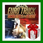 Euro Truck Simulator 2 - Going East RU-CIS-UA + АКЦИЯ