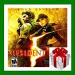 Resident Evil 5 Gold Edition - Steam Key - RU-CIS-UA
