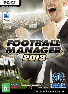 FOOTBALL MANAGER 2013 Steam Gift Global (ROW)