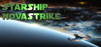Starship: Nova Strike Steam Key Row