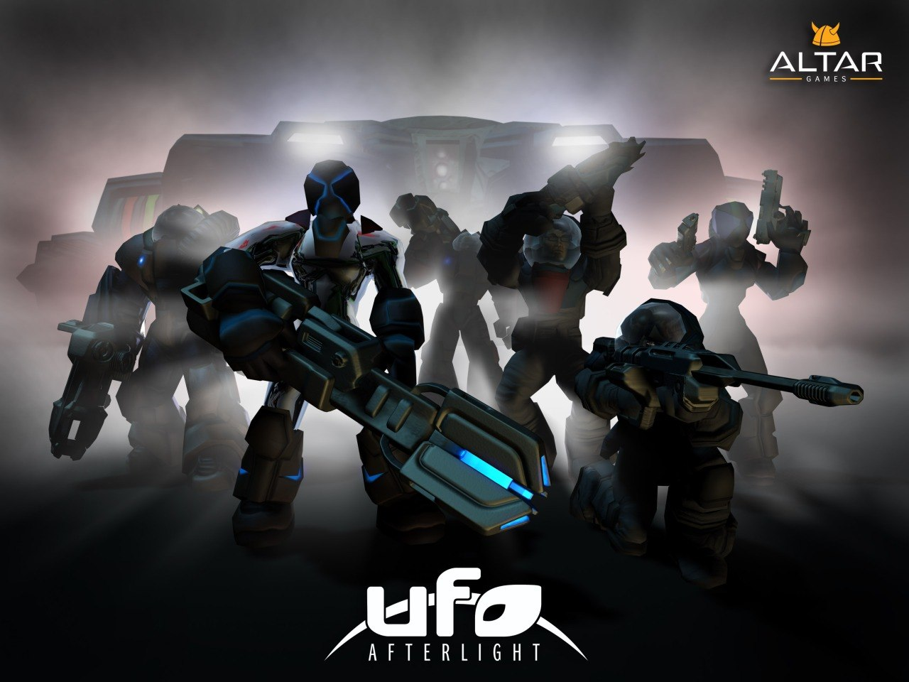 UFO Afterlight Standart Version Steam Key Row