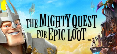MQEL Founders Pack Gift -The Mighty Quest For Epic Loot