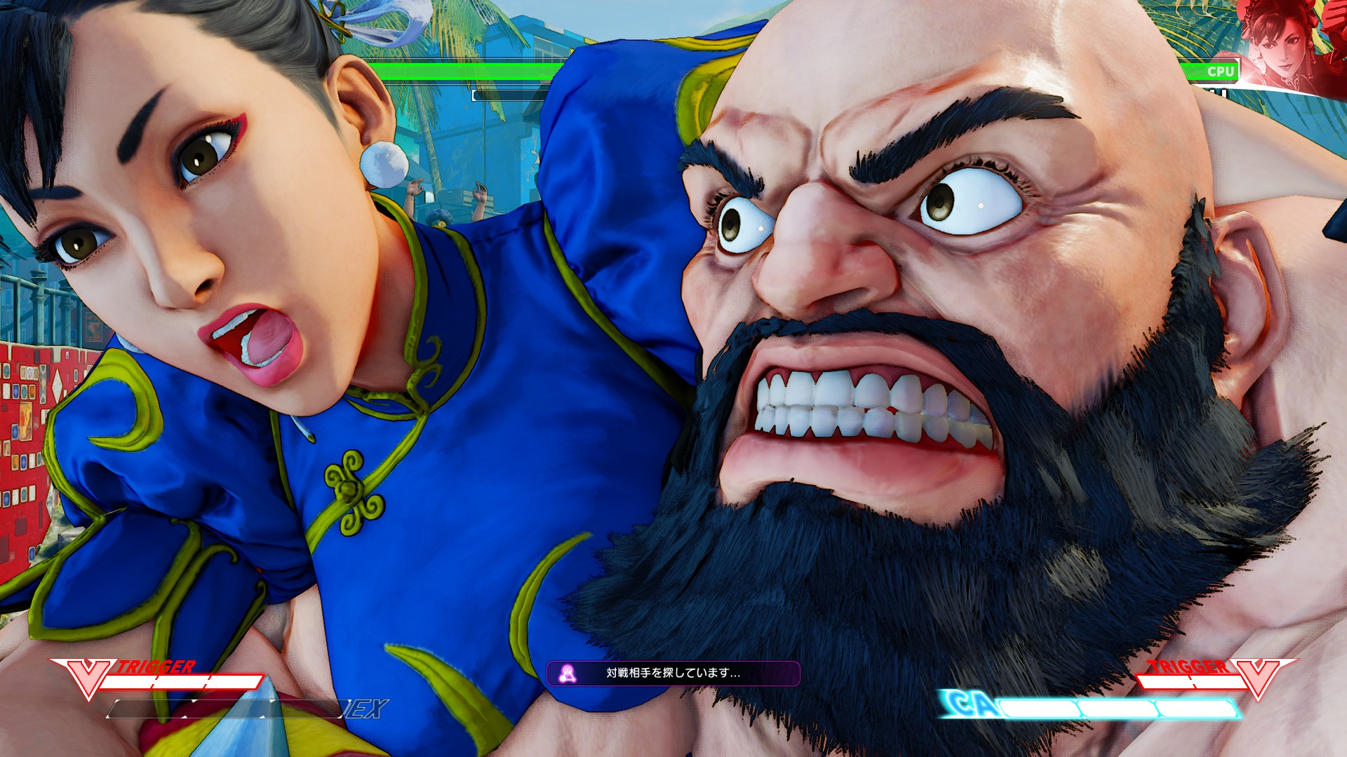 Street Fighter V Beta Gift Steam Asian Lock