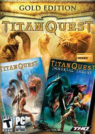 Titan Quest Gold Steam Gift Ru/CIS (Rare removed vers)