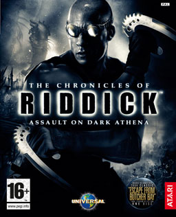 The Chronicles of Riddick: Assault on Dark Athena Steam