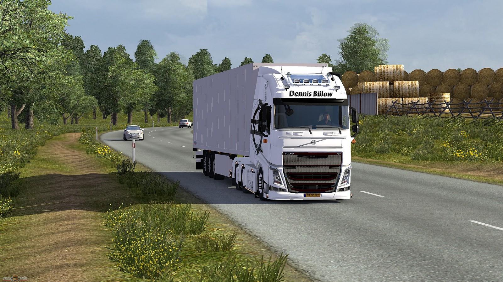 buy euro truck simulator 2 scandinavia steam gift and. Black Bedroom Furniture Sets. Home Design Ideas