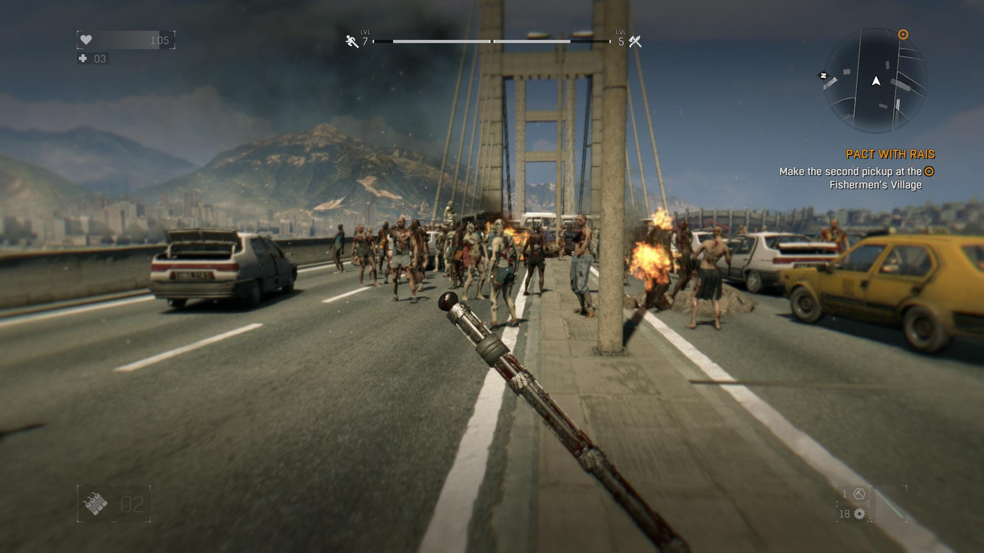 Dying Light: The Following Steam Account Region Free