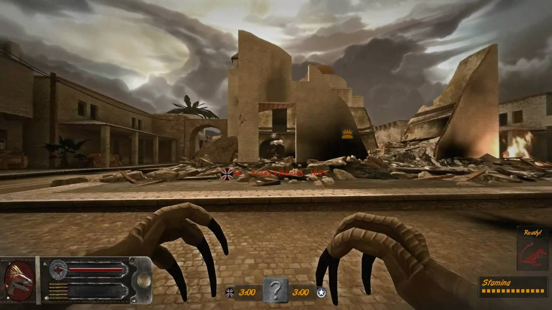 Free online dino strike games
