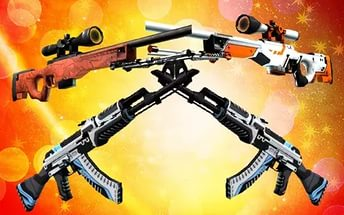 how to buy weapons in cs go deathmatch