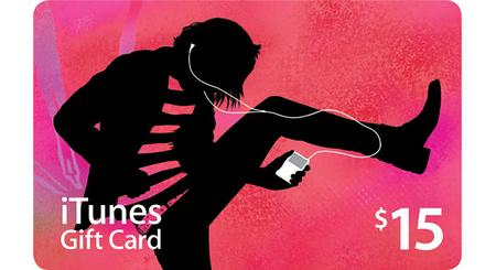 iTUNES GIFT CARD - 15$ - (USA/SCAN)
