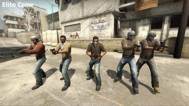 Cs go скины игроков как установить cs go оружие характеристики