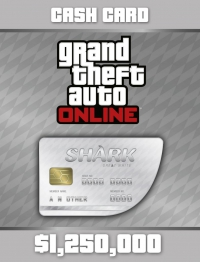Grand Theft Auto Online: Cash Card 1 250 000$