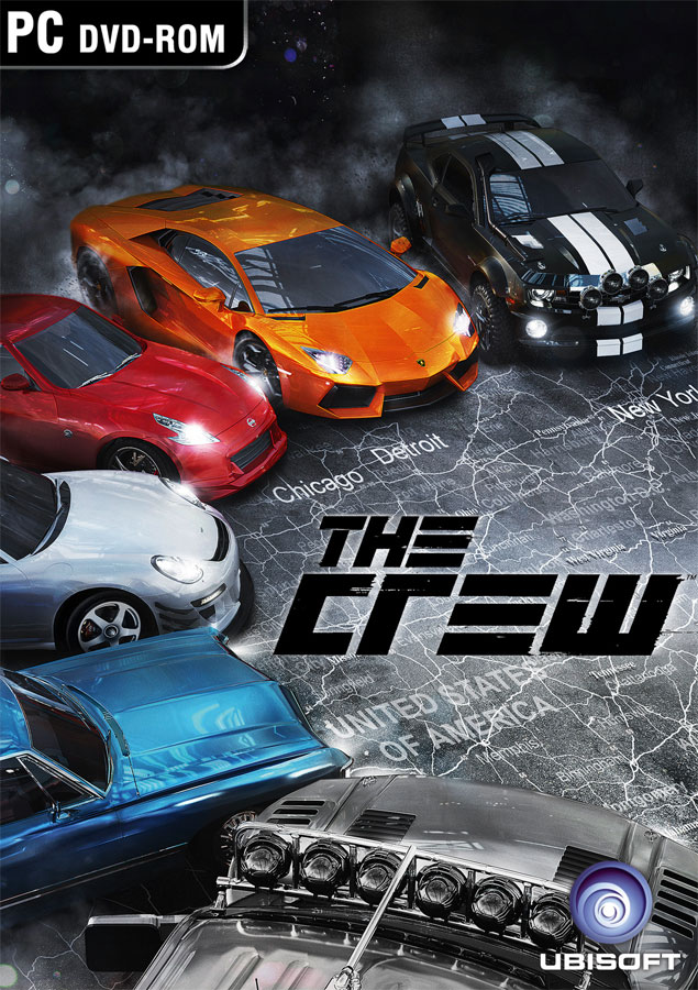 The Crew (Steam gift) + gift