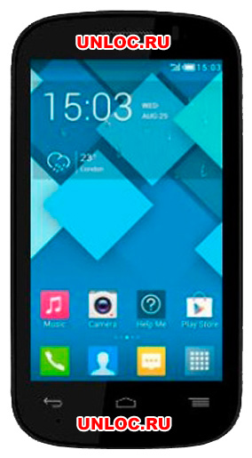 Alcatel OT- 4032D POP C2 MTS UNLOCK NCK