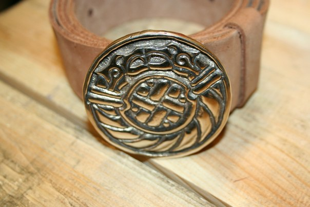 Business in the production of handmade belts at home