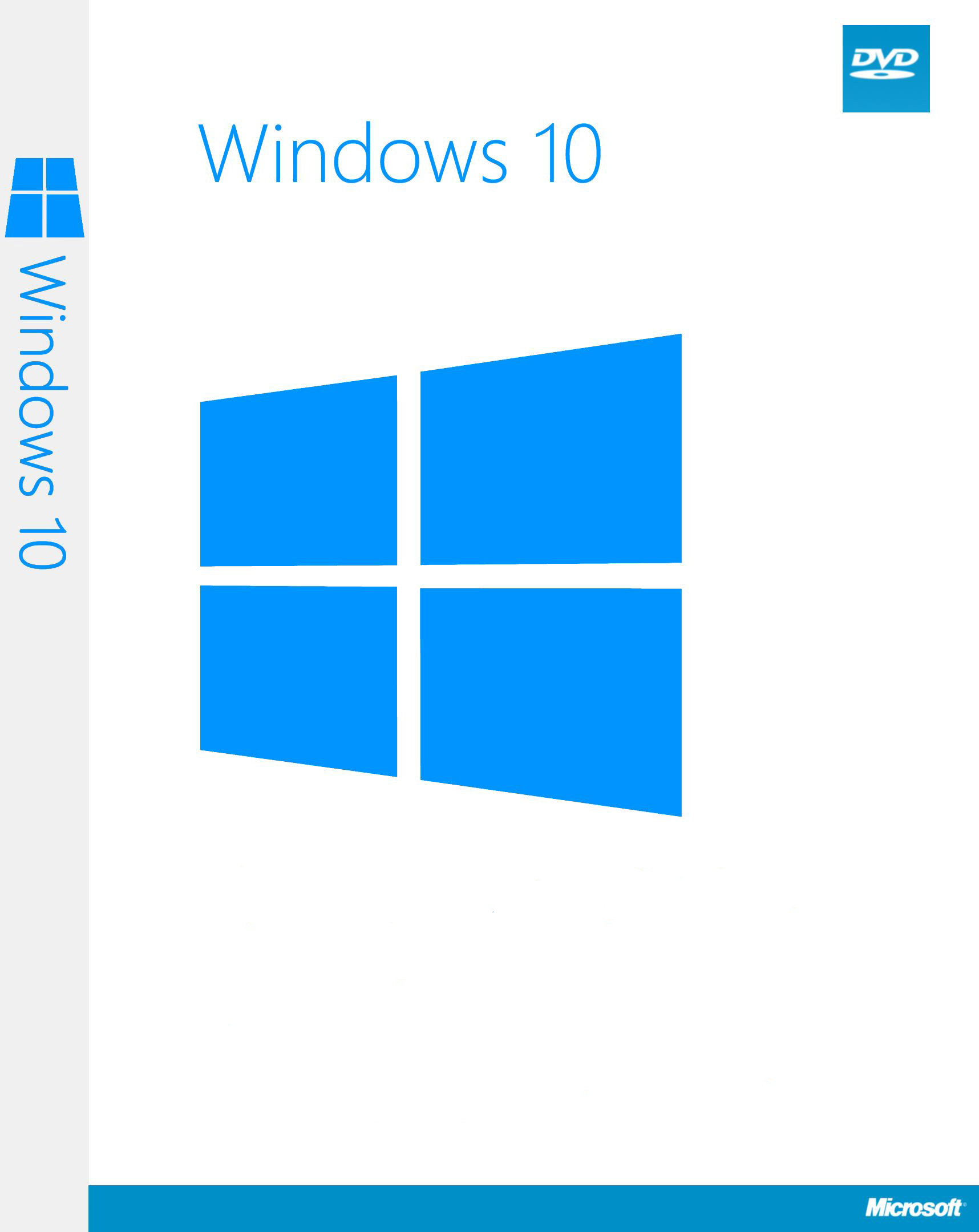 Buy windows 10 home 32 64 bit sticker scan and download for Purchase home windows