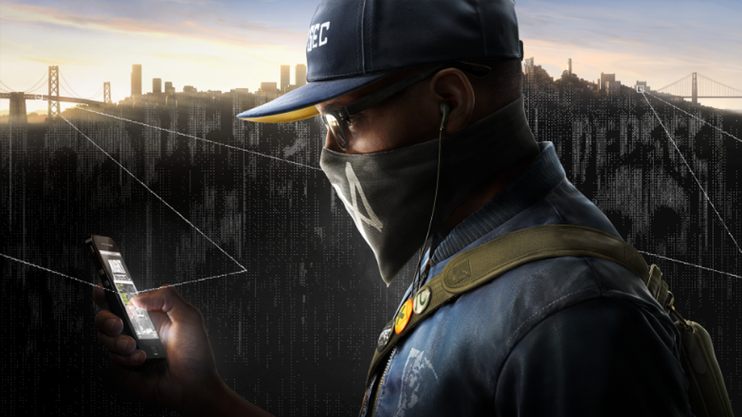 Watch_Dogs 2 Uplay CD-Key RU-CIS + Gift for purchase
