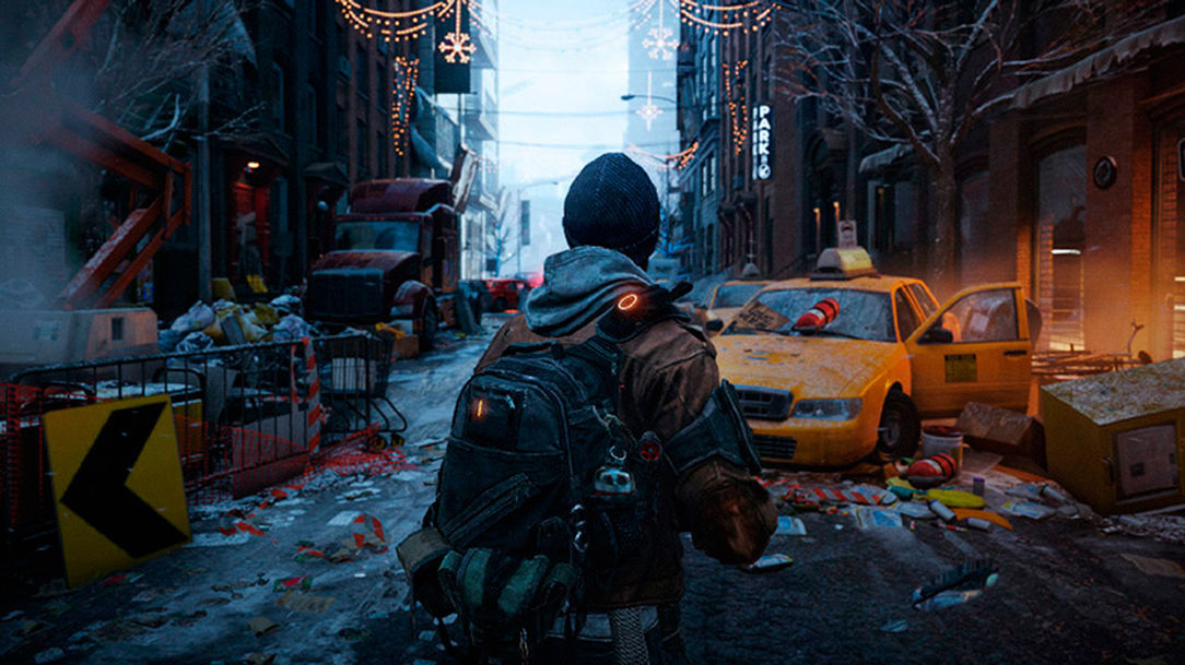 Tom Clancy's The Division Uplay CD-Key RU-CIS + Present