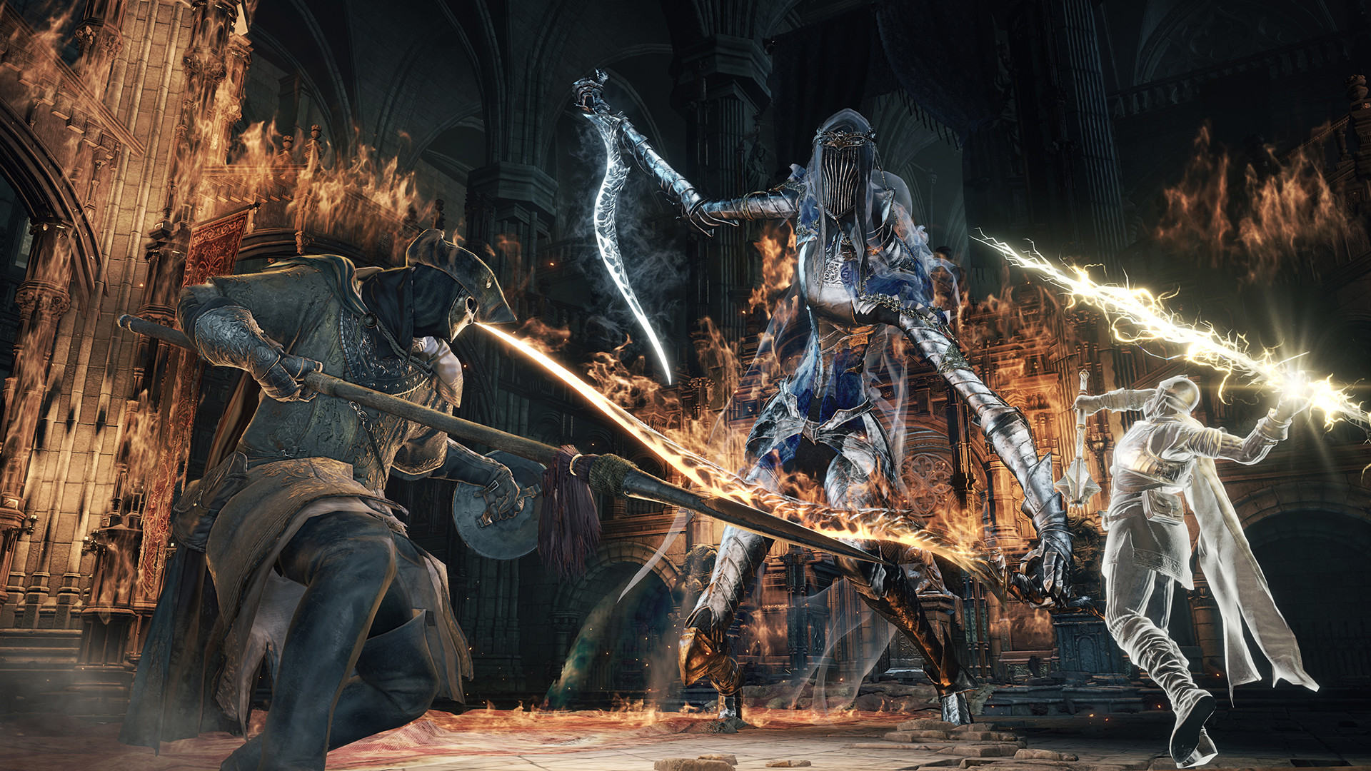 Dark Souls III Deluxe/GOTY Edition Key RU/CIS + ПОДАРОК