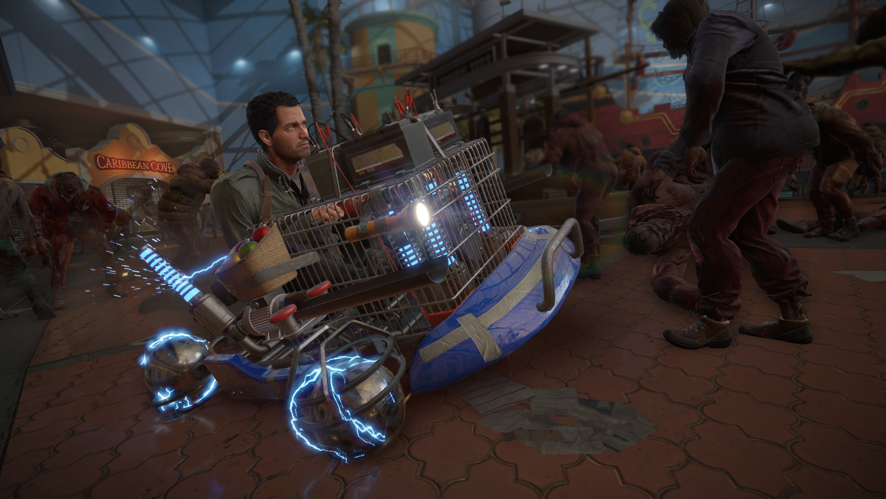 Dead Rising 4 Steam Key (RU/CIS) + ПОДАРОК