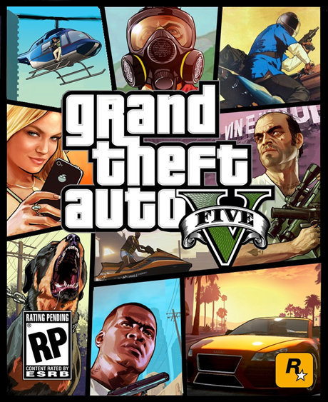 Grand Theft Auto V (Steam Gift/RU+CIS)