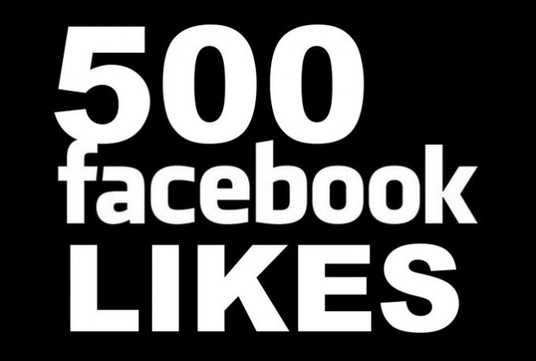 ✅ ❤️ 500 Likes FACEBOOK [LOW PRICE] [Best] 0.5K 🔥🚀