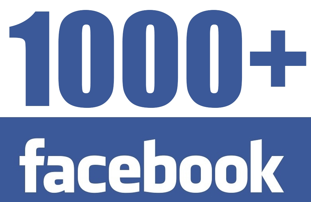 ✅ ❤️ 1000 Likes per page FACEBOOK for Business [5K]