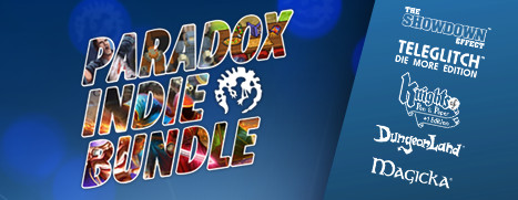 Paradox Indie Bundle steam key region free
