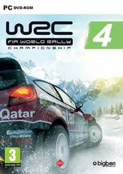 WRC 4 FIA World Rally Championship steam key region fre