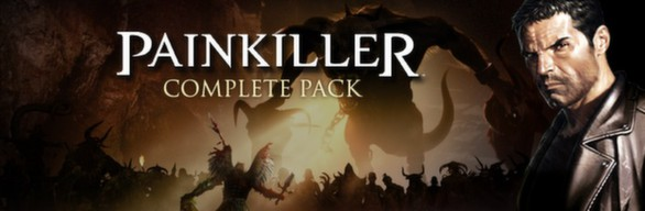 Painkiller Complete Pack steam key region free